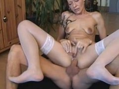 German mature beatrice anal fucked again. Yanira from DATES25.COM