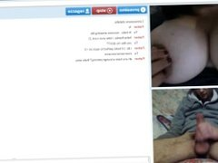 Georgeanna from DATES25.COM - Girl whit big tits play whit me on web cam chatrandom