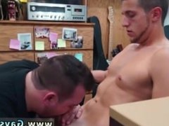 Almost naked straight men free photos gay Guy completes up with rectal