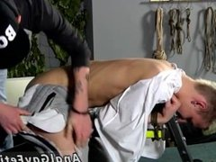Bloody gay butt sex xxx Reece Gets Anally d
