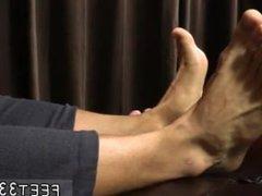 Gay feet free photos Tyrell's Sexy Feet Worshiped