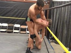 Wrestling with rope