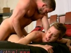 Gay sex organ massage The unshaved daddy is in need of some ass to fuck,