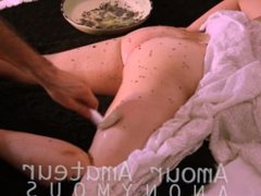 Orgasmic Coconut and Lavender Oil Erotic Massage - FULL MOVIE