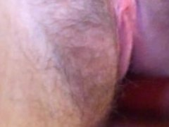 Virgin pussy play and cum