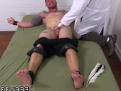 Foot job boy gay The great doctor seems to have accomplished the task,