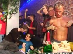 Gay older group breeds young guy Our new new Vampire Fuck Feast kicks off