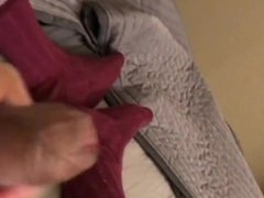 Socks and cock