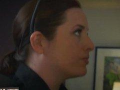 Audrey bitoni hot cop and eva angelina