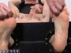 Twink toes tgp and gay foot fetish sex