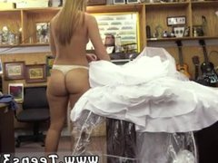 Step mom handjob friend A bride's revenge!