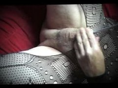tranny shemale pantyhose lingerie  toy sounding urethral