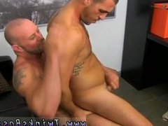 Male masturbation self eating cum
