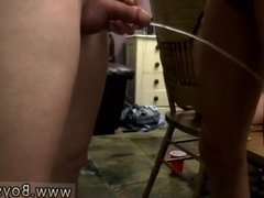 Brown gay twink cumming Blindfolded-Made To