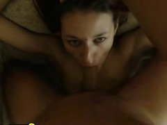 Sweet Amateur Couple Steamy Hot Sex on Cam