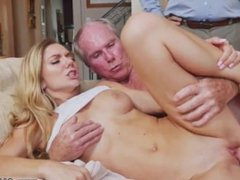 Old ugly man fuck young girl Molly Earns Her Keep