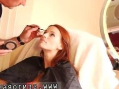 Teen anal pov first time He was hired to do her make-up, but he did a lot