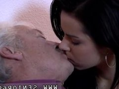 Old femdom Bruce a muddy old man loves to tear up youthfull women like
