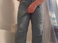 My first time wetting my pants