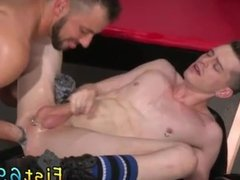 Male students fisting gay Aiden resumes to