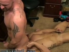 Young gay sex hot and men black After face