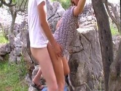 Amateur sex outdoor. Glenna from DATES25.COM
