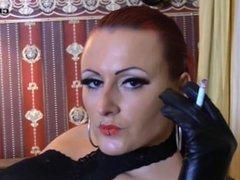 Redhead Mistress Dirty Talk