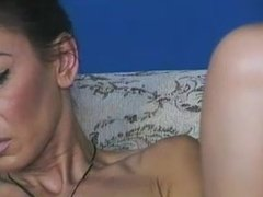 Savanna LIVE on 720CAMS.COM - Horny tatooed milf fingers in pussy
