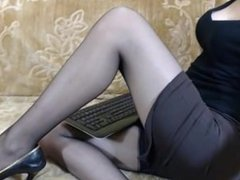 Heels webshow. Chastity LIVE on 720cams.com