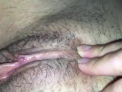 Pussy close up and cumshot. Celine from DATES25.COM