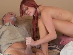 Teen old doctor first time Frankie And The