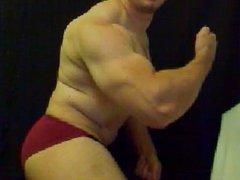 bear bodybuilder hot