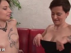 Casting of a stunning small titted french slut analized. Maurice from DATES25.COM