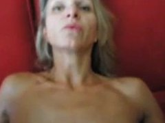 Tricia from DATES25.COM - White wife bbc sucking and anal