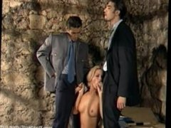 Double Fuck Time For Czech Babe