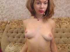 russian webcam tease