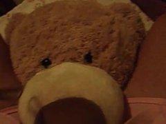 FACESITTING MY TEDDY BEAR