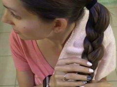 Hair Job at Clips4sale