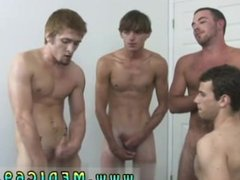Gay clip men boys first time As each boy were masturbating there cocks, I