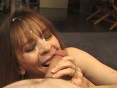 Amatuer milf blowjob and slowmo cumshot compilation. Lorraine from DATES25.COM