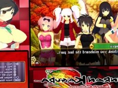 Senran Kagura Giantess Game Part 3