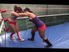 Female pro wrestling 2