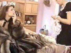 Lesbian Punishment in Fur
