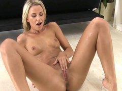 Gorgeous Blonde Czech Is So NAUGHTY...!!!!