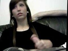 Amateur handjob webcam. Carolina LIVE on 720cams.com