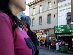 BootyCruise: Chinatown Bus Stop 6 - MILF Cam
