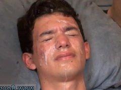 Emo gay cumshot kiss Latin Teen Twink Sucks Cock for Cash