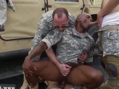 Gay soldier boys cum first time Explosions,