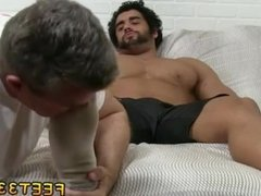 Gay very hairy legged men first time He