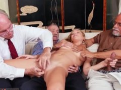 Hotel maid old man and old mexican man Frankie And The Gang Tag Team A